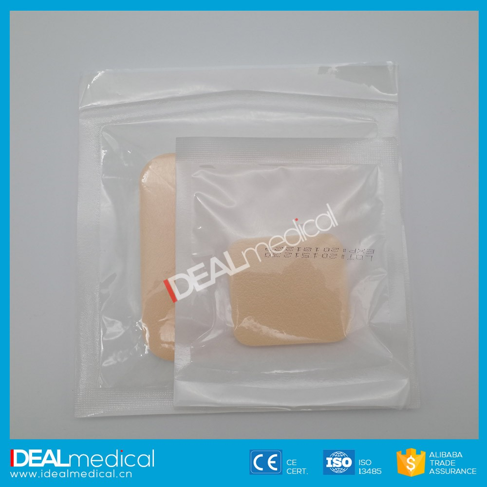 top quality foam dressing wound care products/foam dressing roll