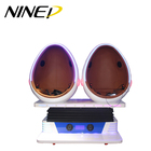 Hot sale egg shape 9d vr cinema virtual reality business video game simulator 9dvr