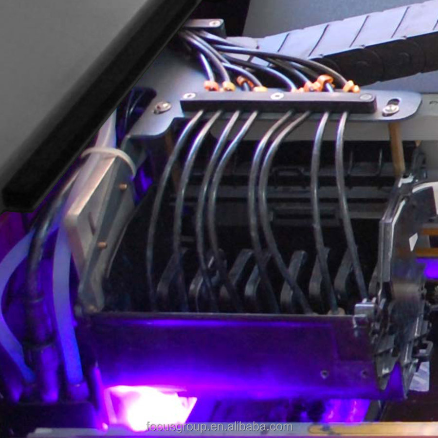 A3 Dx5 Digital Uv Led Printer Uv Flatbed Printer Uv