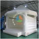 White inflatable bouncer for wedding house adult bounce house white for party rentals giant wedding bouncer bouncy castle price