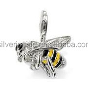 bee pendant charms