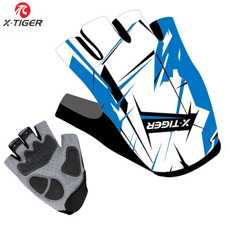 Wholesale Cool Unisex Cycling Gloves Men Sports Half Finger Anti ...