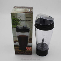 Batteries Operated Plastic Protein Shake Blender