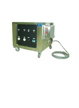 KS-90E Bamboo steamer application Electric type steamer machine
