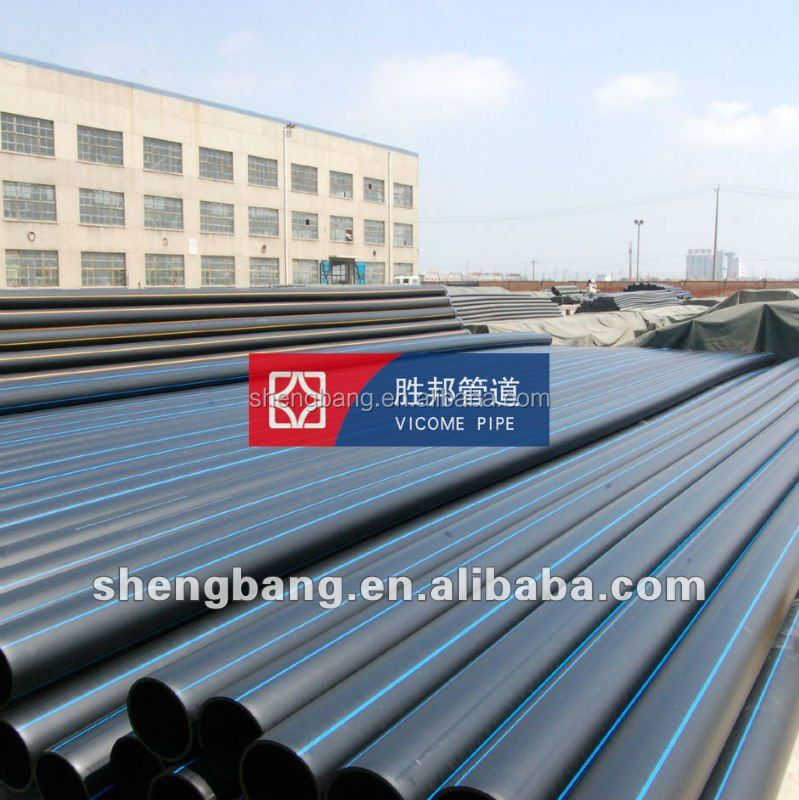 Water Pipe PE Pipe 250mm