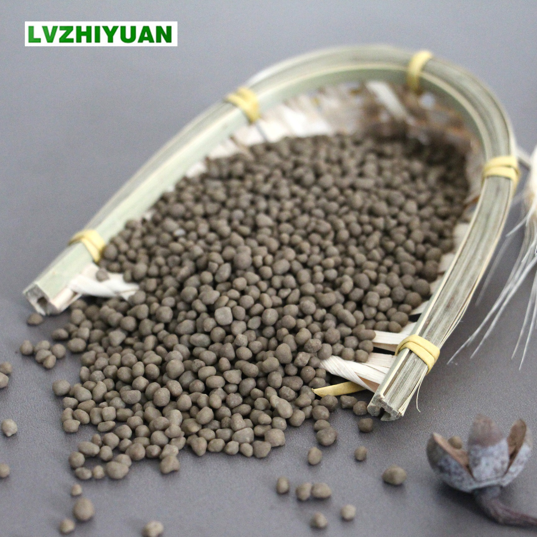 black granular dap fertilizer factory prices for sale