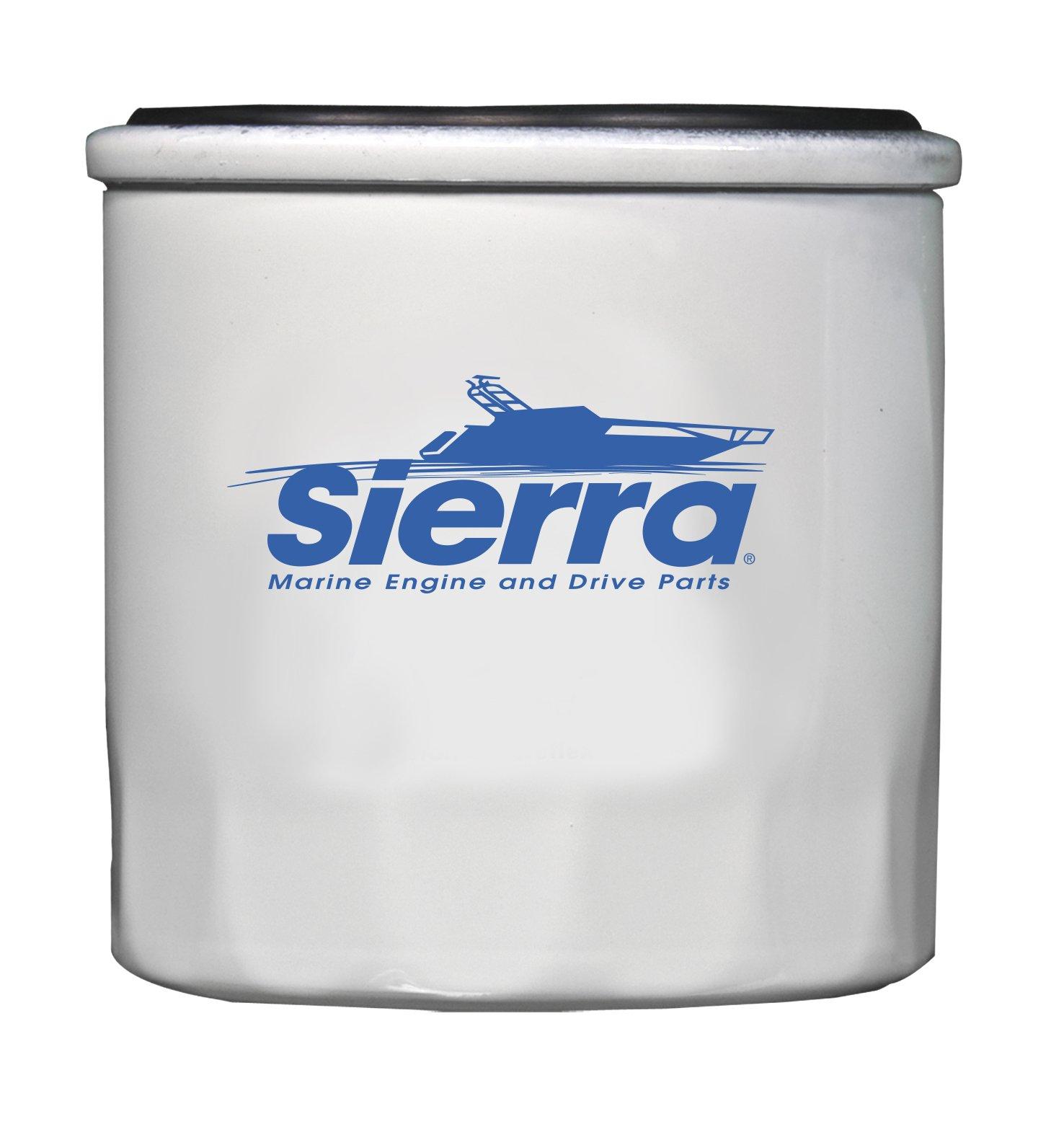 Sierra International 18-7911-1 Oil Filter for Yamaha, Honda and Nissan/Tohatsu Marine Outboard Engines