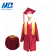Classic European Fashion Kids Baby Unisex Cap Gown Kindergarten Graduation Gowns