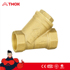 Brass Forged Filter Y Strainer Hydraulic Valves Made in China