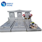Unque Design Muslim Tombstone In White Granite For Sale