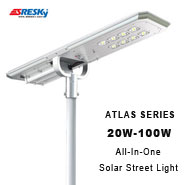Cheap Integrated Motion Sensor Solar Led Street Lightings