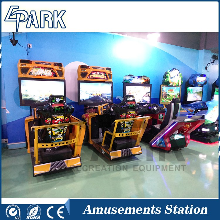Popular Need For Speed Arcade Game Car Racing Game Machine