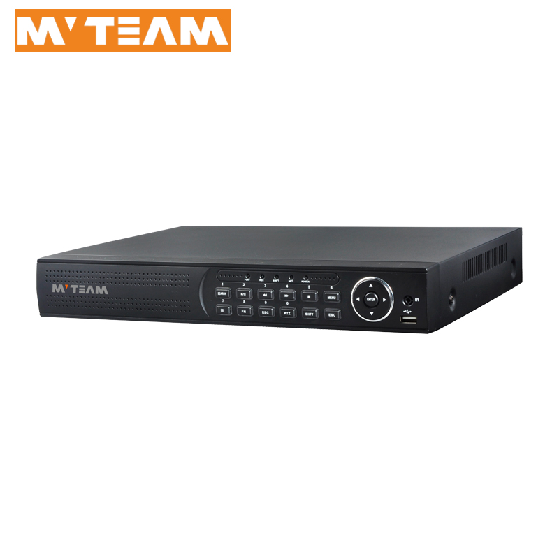 Hot Sale P2P/NAT 1U Output Full D1 dvr 16 channel