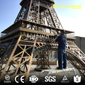 MY Dino MB-05 Miniature Building Eiffel Tower Sculpture