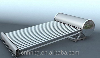 2016 Best Quality Jamaica Solar Water Heater Manufacturer