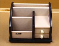 Pen Pencil Fountain Wood Display Case Storage Collector Organizer Box manufacture price