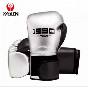 wholesale muay thai PU Punching Bags for training boxing gloves
