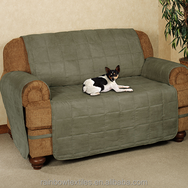 Micro Suede Pet Couch Sofa Protector