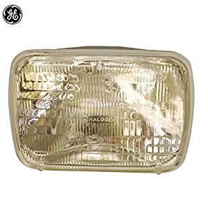 GE Lighting H6054 Automotive High/Low Beam Light Sealed Beam Halogen Headlight Bulb (18534) 1 Lamp per Box