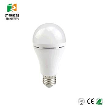 Automatic Ac/dc Rechargeable Lamp 5w 7w 9w 12w 15w Battery Backup Led  Rechargeable Bulb - Buy Led Rechargeable Bulb,Battery Operated Led Light