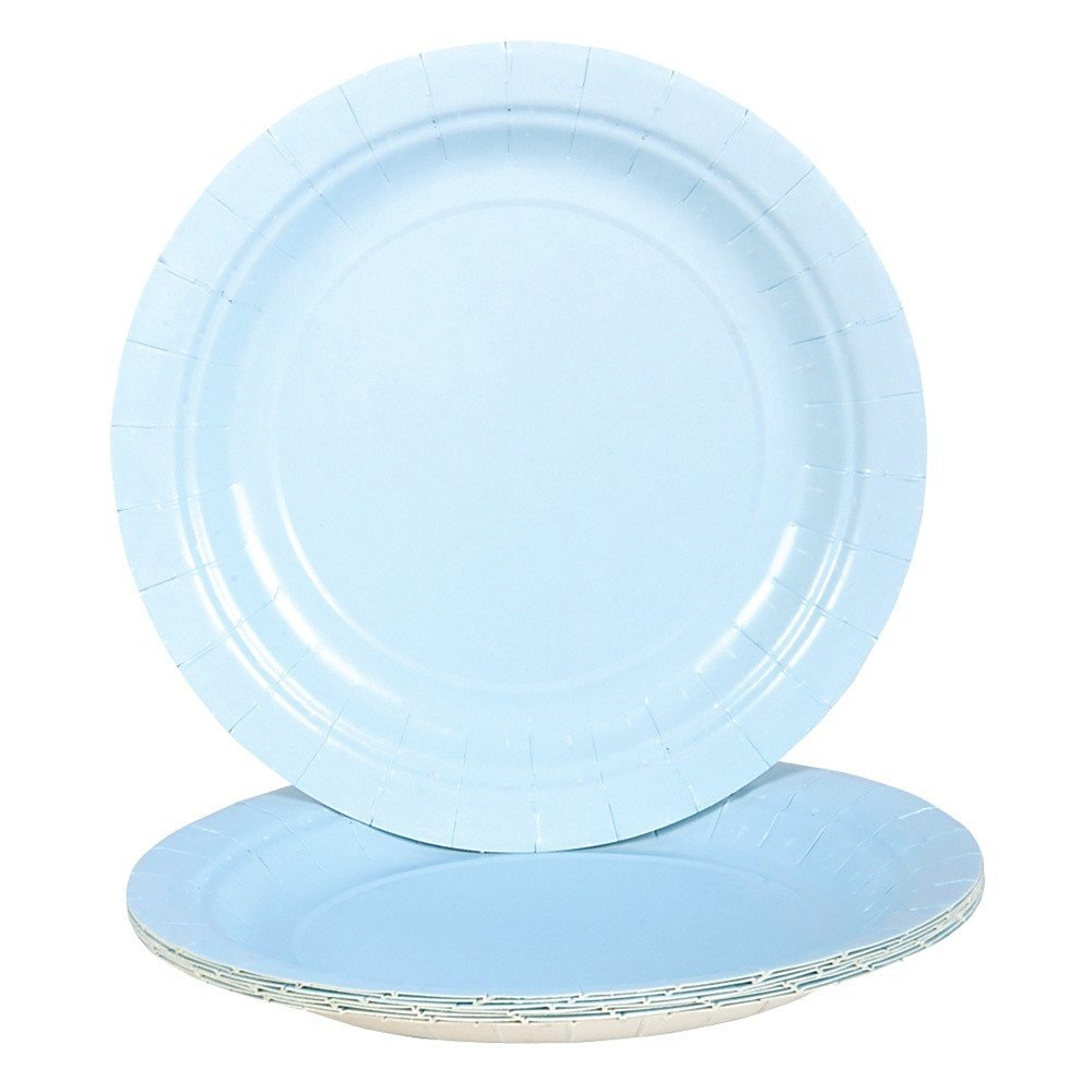 Get Quotations · Light Blue Paper Plates (Bulk Pack of 25 Plates)  sc 1 st  Alibaba & Cheap Bulk Paper Plates find Bulk Paper Plates deals on line at ...