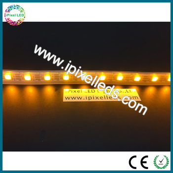 Color Changing Amber Red Yellow 5v Led Interior Decoration Strip ...