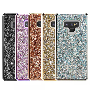 For Samsung Galaxy Note 9 Case Luxury 2 in 1 Diamond Bling Rhinestone Back Cover Phone Case for Samsung Note 9 S9 S9 plus