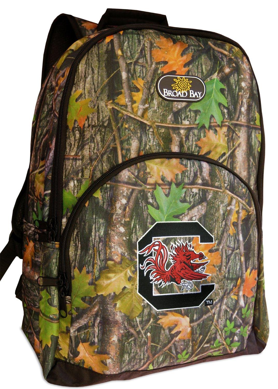 South Carolina Gamecocks Camo Backpacks Official University of South Carolina Bags