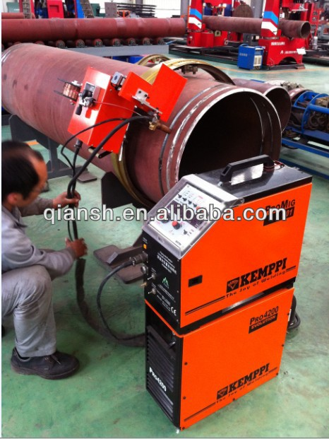 Orbital Automatic Piping Welding Machine for Large Pipes(FCAW/GMAW);Onsite Pipeline Automatic Welding Machine