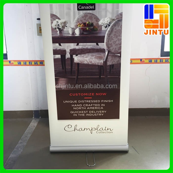Outdoor dispaly stand/custom design poster banner