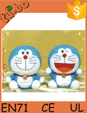 Smile and delicious tongue face, qute soft and good quality Doraemon