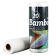 Customized 80%bamboo fiber 140gsm tissue paper jumbo roll