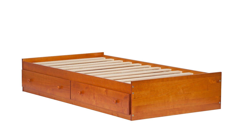 Buy 100 Solid Wood Kansas Twin Mate S Platform Storage Bed