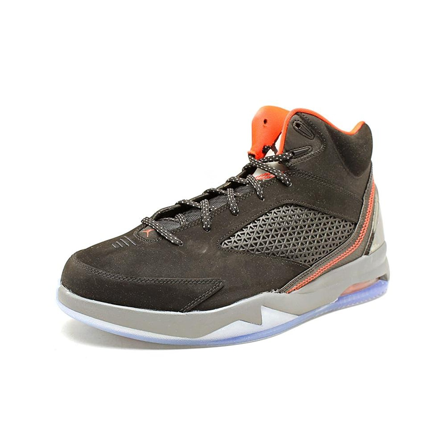 fb2fe4cc05fb Get Quotations ·  679680-020  AIR JORDAN FLIGHT REMIX MENS SNEAKERS AIR  JORDANBLACK INFRARED 23