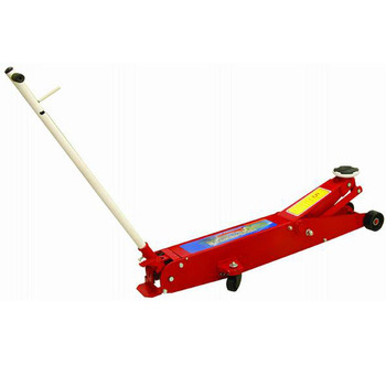 10t Professional Hydraulic Garage Jack Portable Long Floor