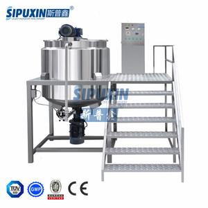 Guangzhou Sipuxin Shampoo Soap Blending Mixer Machine Price