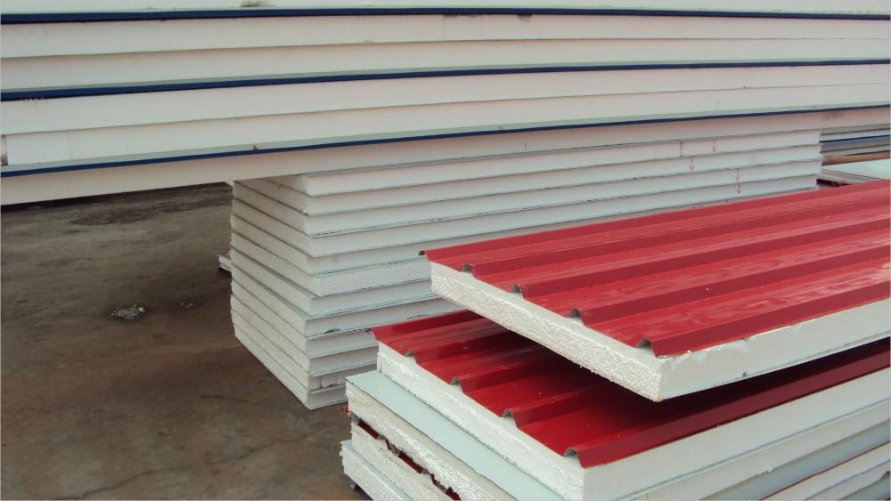 Cheap lightweight precast polyurethane foam fiber cement for Cheapest exterior wall material