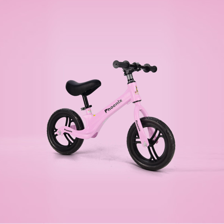 Multi-functional Magnesium Alloy Air Tire No Pedal Lightweight Road kids balance bike