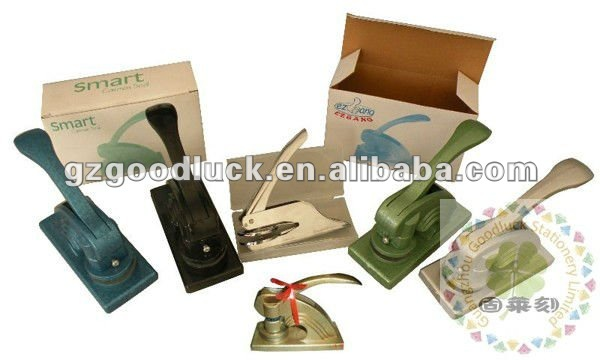 High quality Custom Automatic embossing facility