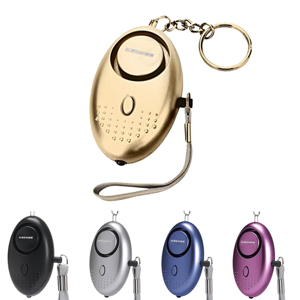 Devoted Newest Anti-rape Device Alarm Loud Alert Attack Panic Safety Personal Security Keychain For Kids Women Self-defense Supplies Consumer Electronics Chargers