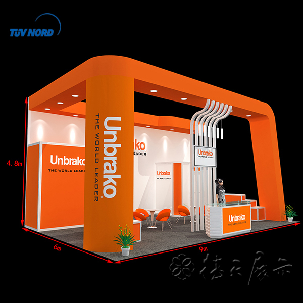 Used Trade Show Booth : China exhibition booth design modular used trade show