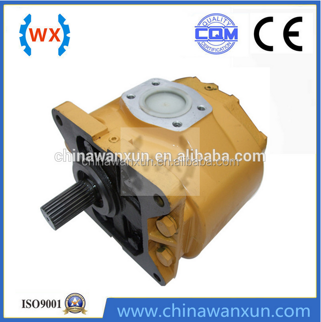 OEM !! EXW Price !! Hot sale D65S bulldozer gear rotary oil hydraulic pump 07430-72203
