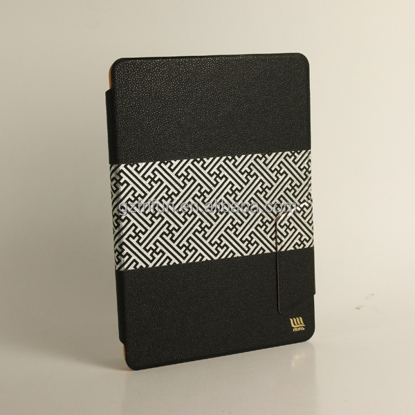 9 inch Tablet case for apple ipad air with wallet and card