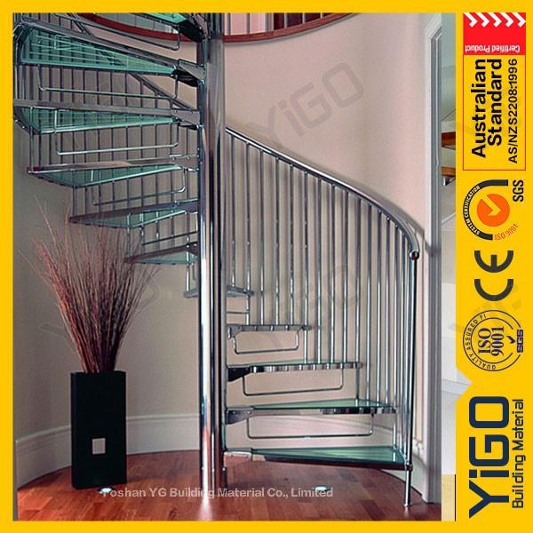De hierro forjado escalera de caracol al aire libre de - Precio escalera caracol ...
