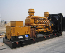 1000kw natural gas generator set from supermaly power