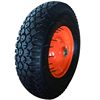 4.00-8 pneumatic rubber wheel for wheelbarrow