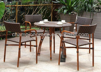 Bamboo Furniture Dining Table