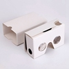 Custom Branded Google Cardboard V2 VR Glasses Cardboard Reader Viewer Low Price Virtual Reality For Marketing