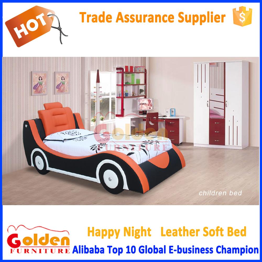 S On Bedroom Furniture Children Bed Modern Design Kids Car Bedroom Furniture For Home Use