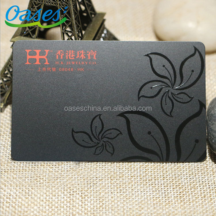 Cmyk Offset Printing Pvc Spot Uv Business Card - Buy Uv Card,Spot Uv ...